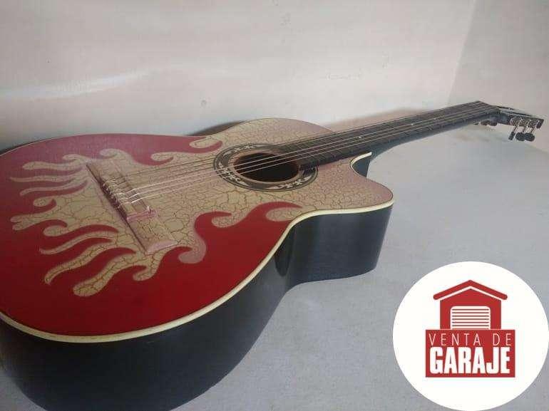 ¡PROMOCIÓN! Guitarra Acústica Venta de Garaje Perfecto Estado