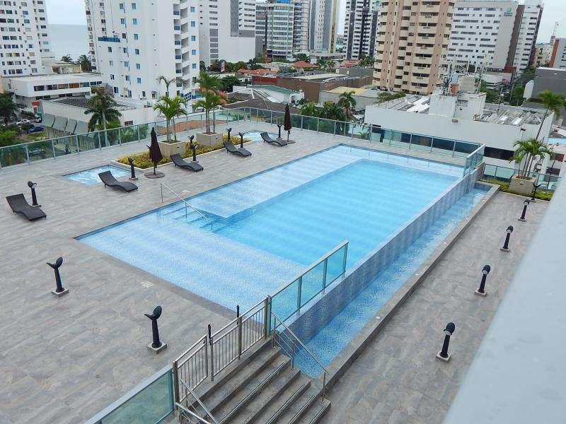 Cod. ABARE80285 Apartamento En Arriendo En Cartagena Bocagrande