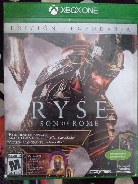 Juegos Físicos Xbox One Impecables