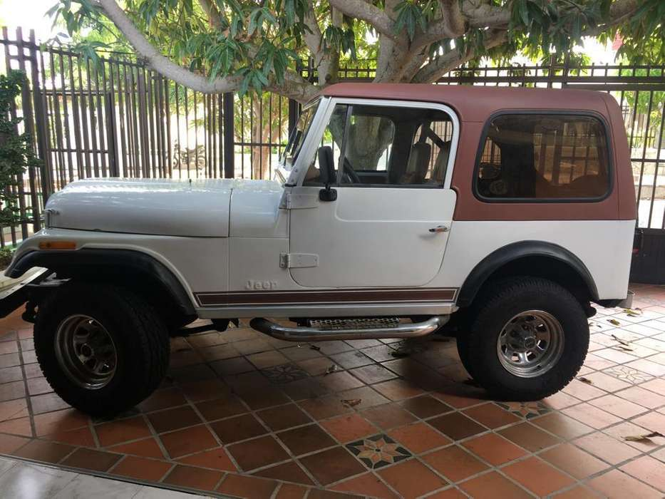 <strong>jeep</strong> CJ 1981 - 100000 km