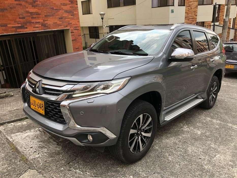 Mitsubishi Montero 2018 - 39000 km