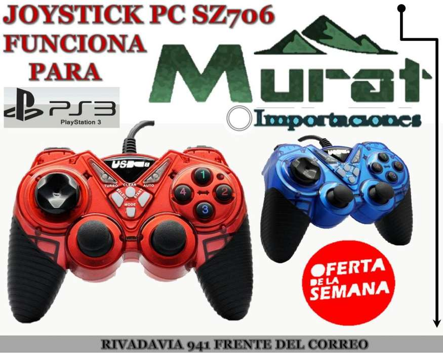 JOYSTICK PC - PS3