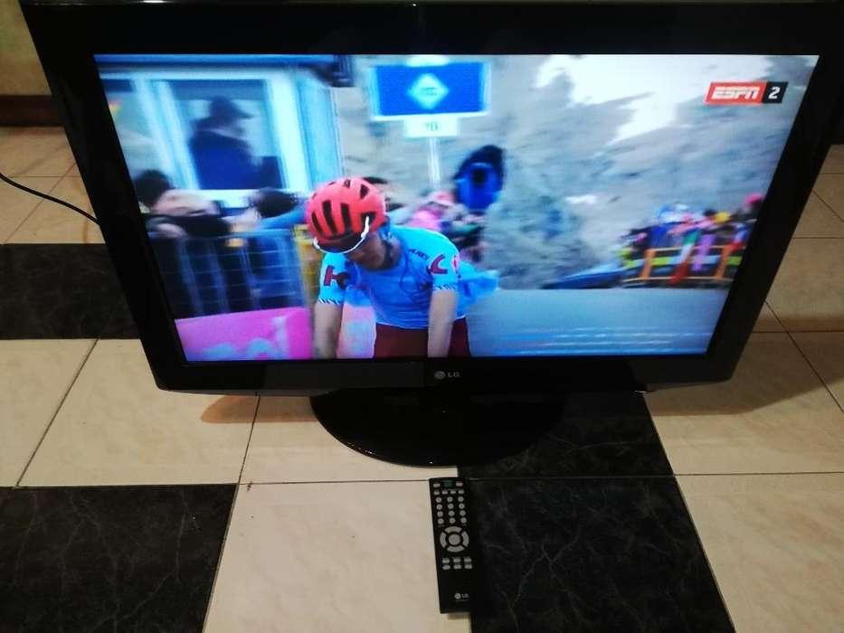 Tv Lg 32 Pul Lcd Buen Estado