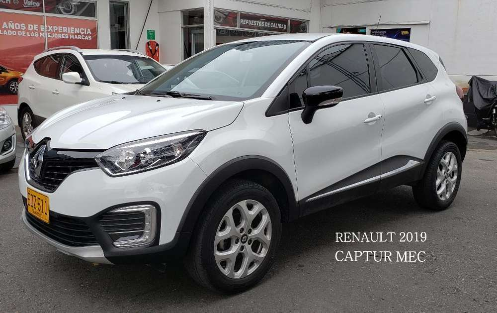 Renault Captur 2019 - 21000 km