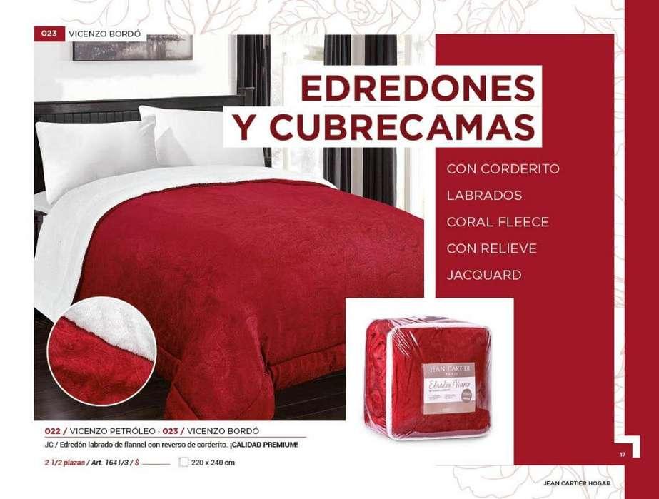Jc Edredón Vicenzo Bordo 2 1/2 Plazas