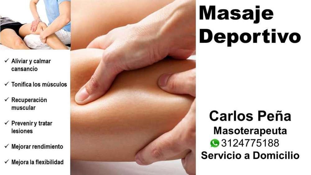 Masaje Deportivo Ibague