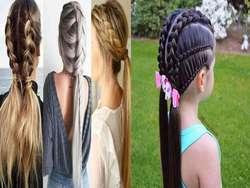 Peinados para niñas y mujeres