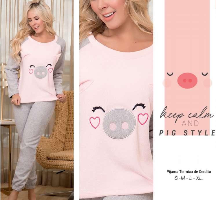 713f71fca2 pijama <strong>térmica</strong> para dama, termica para mujer