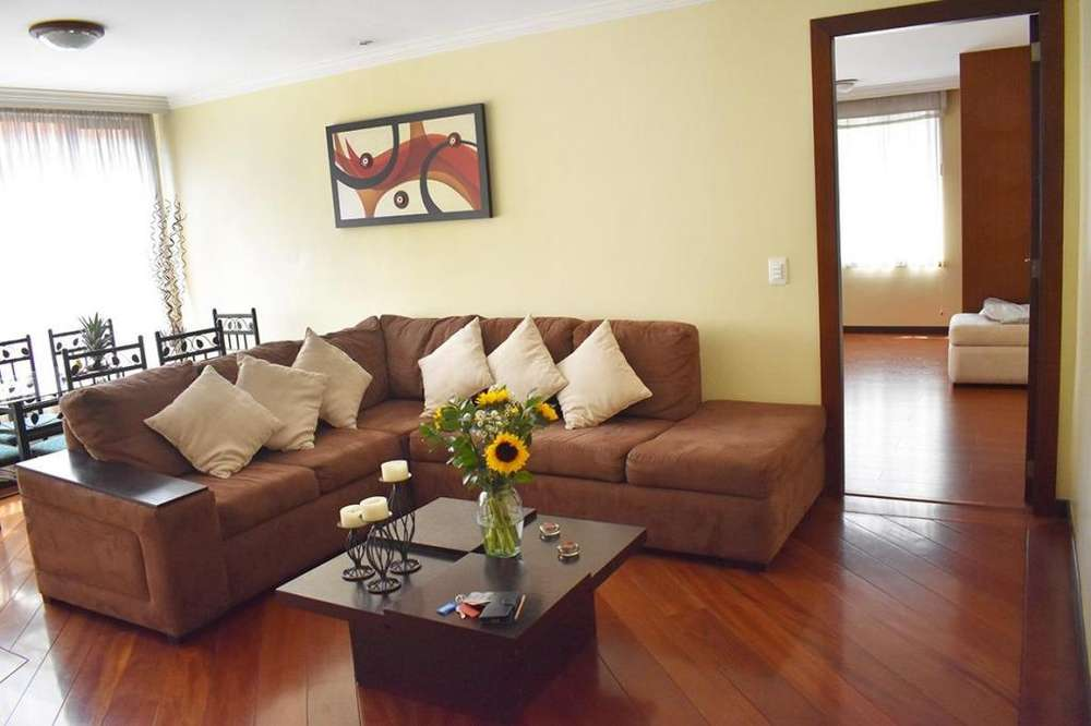 Sector Carolina De Arriendo Hermosa Suite Amoblada,– 57 m²