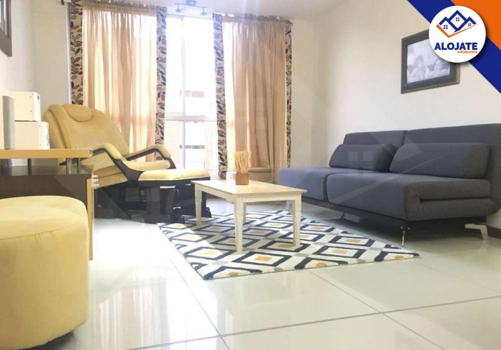 <strong>apartamento</strong> AMOBLADO EN POBLADO SECTOR MILLA DE ORO ID163