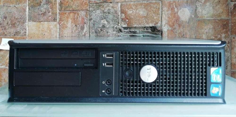 CPU OPTIPLEX 780m Core 2 Duo sin memoria ni disco duro DDR3