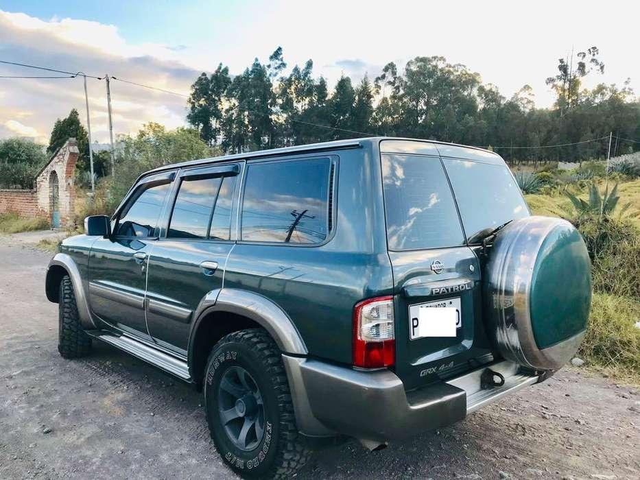 Nissan Patrol  2003 - 161000 km