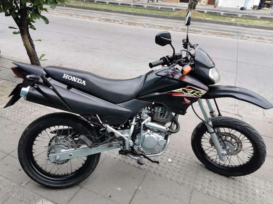 Honda Xr 2012 Soat Y Tecno Febrero