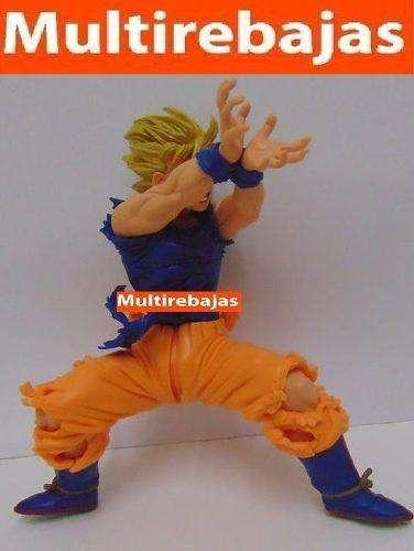 Goku Muñeco Coleccion Real