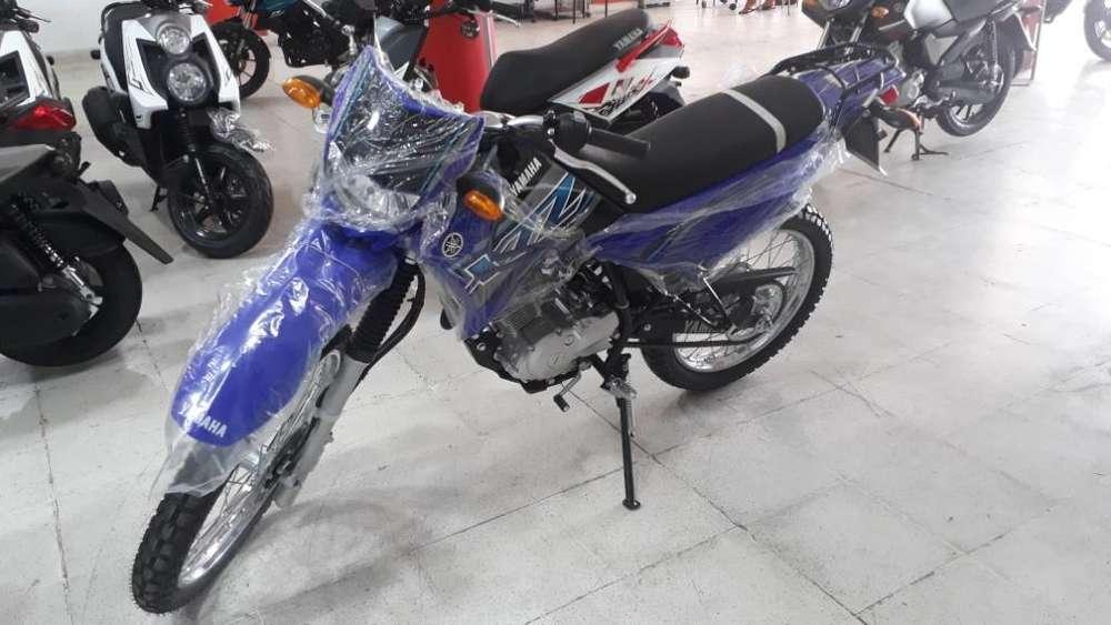 MOTO YAMAHA XTZ125 MODELO 2020