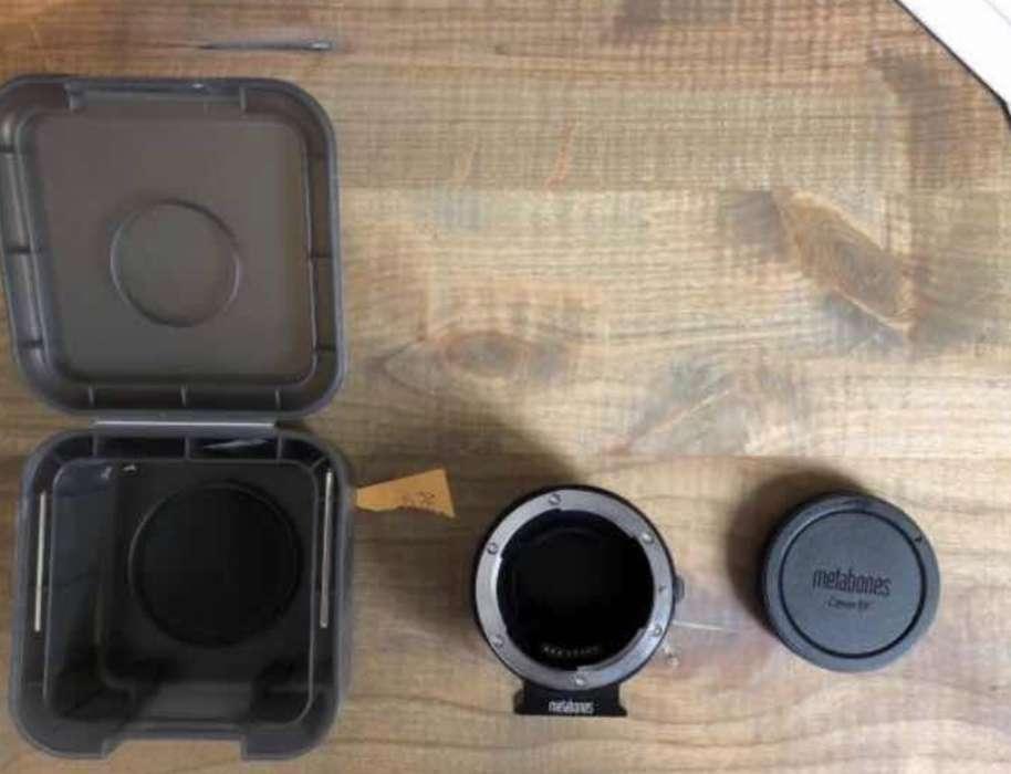 Metabones Canon Ef/ef-s Lentes Sony Con Montura E- Adaptado