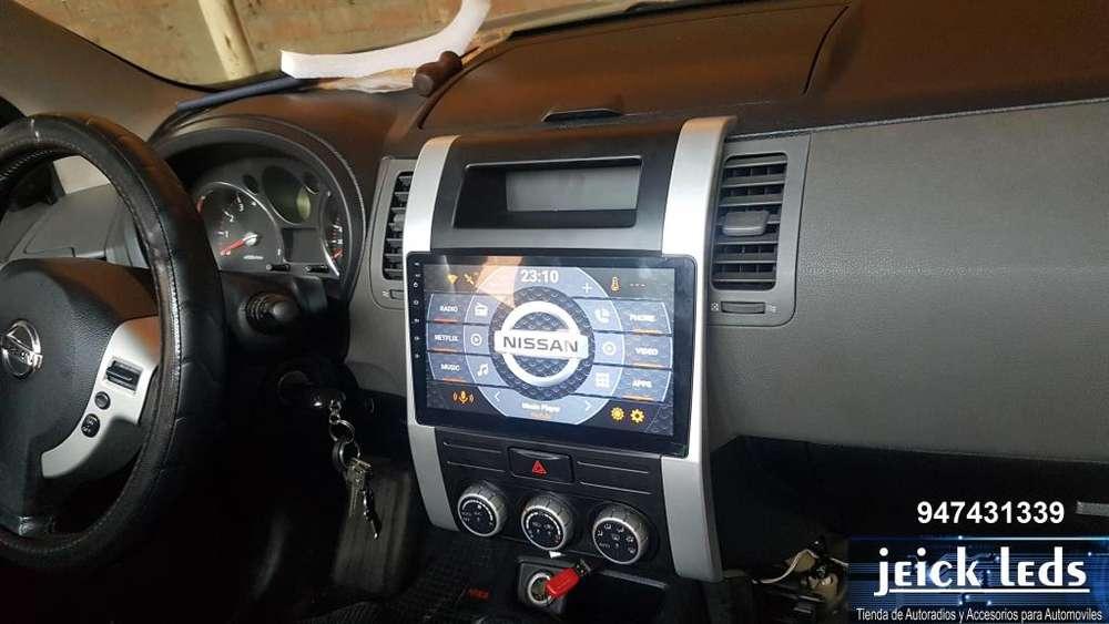 Nueva Radio Nissan Xtrail 2008 2009 2010 2011 2012 Con 2g Ram