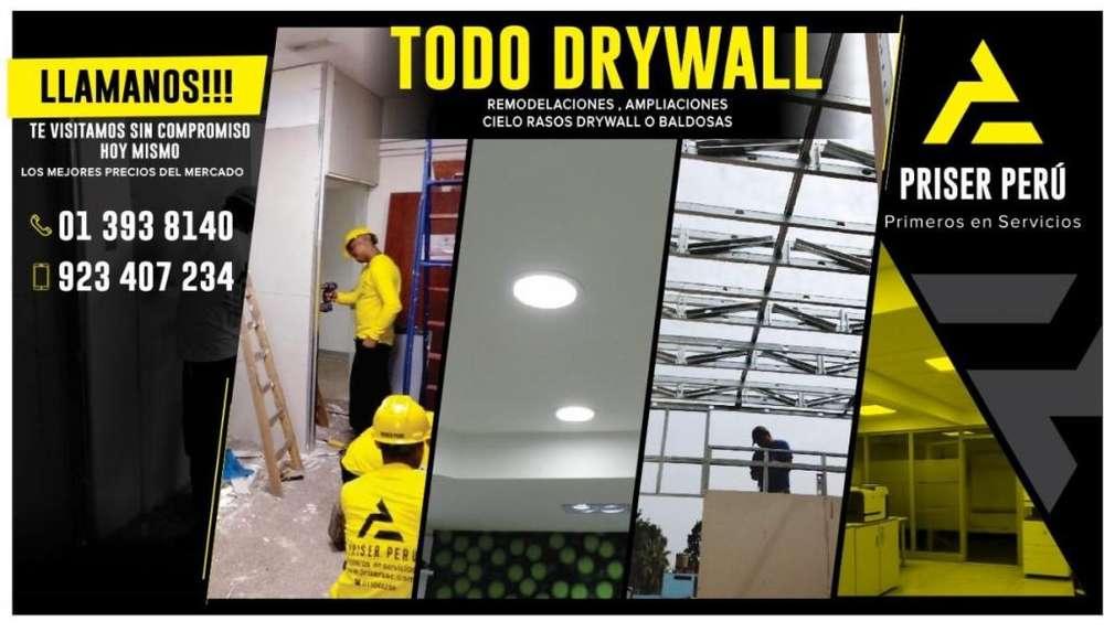 TODO DRYWALL !!!! 923407234