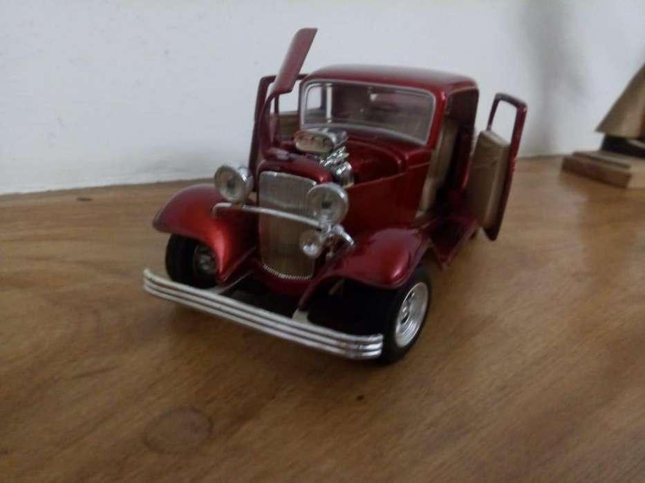 ford coupe 1932 escala 1/24
