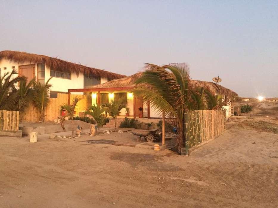Alquiler Casa Palmeras - Vichayito