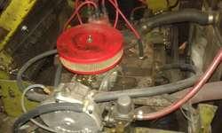 autoelevador CLARK 2,5 tn