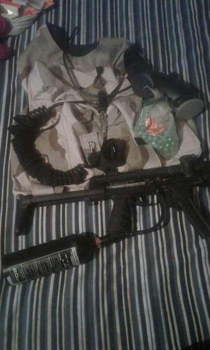 Pistola de Pinball