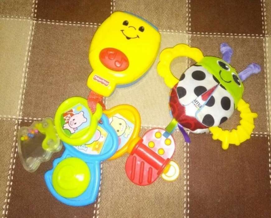 Sonajero Fisher Price Y Lamaze