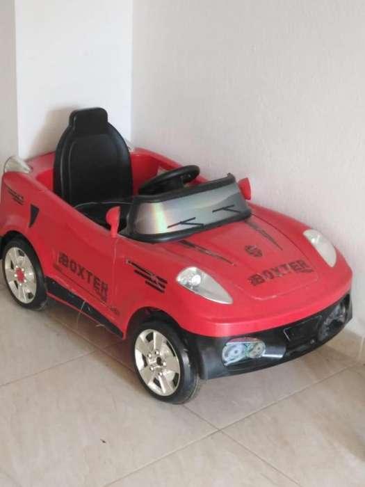 carro para niño en perfecto estado, poco uso