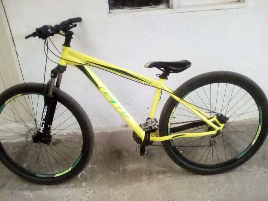 Vendo Bicicleta Wg Linx
