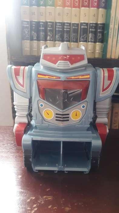 Juguete de Toy Story 3- Coche Robot