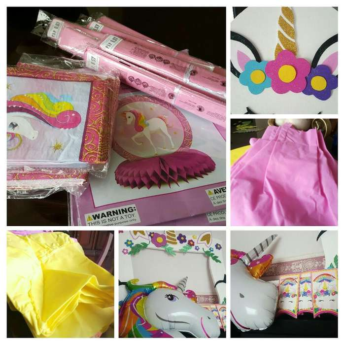 Unicornio , Todo para Cumpleaños