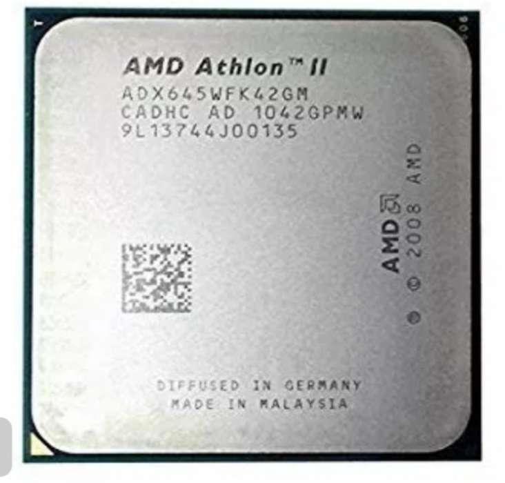 Athlon Ii 645.