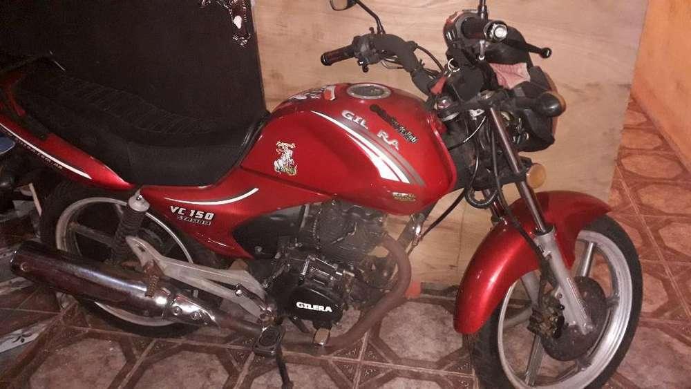 Vendo Moto Vc150 Cilindrada