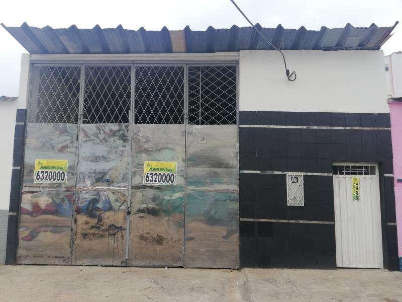 Bodega En Arriendo En Bucaramanga Girardot Cod. ABCLV-5634