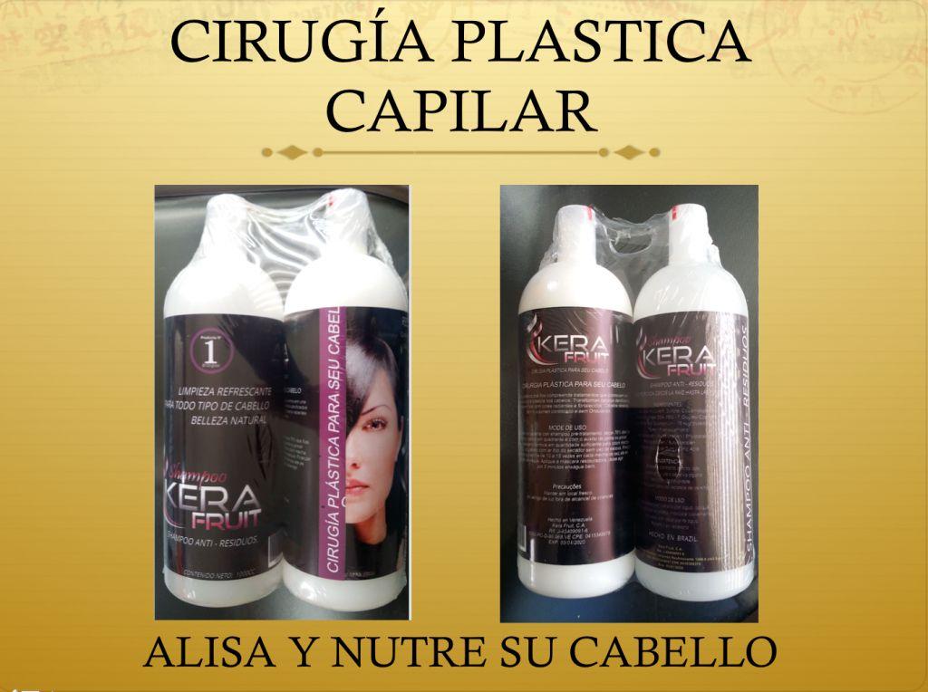 CIRUGIA PLASTICA CAPILAR
