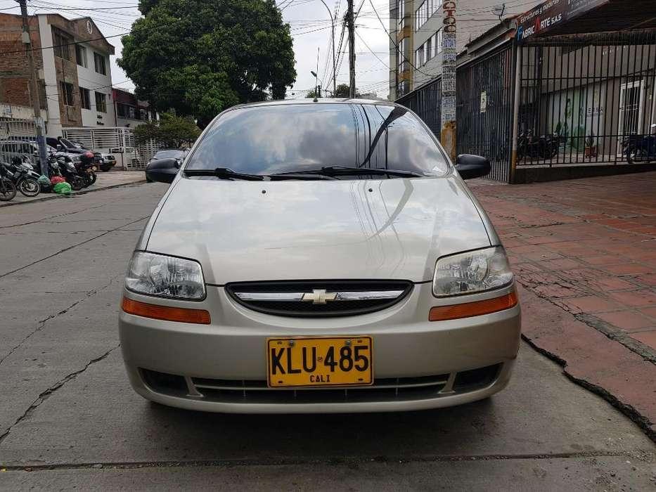 Chevrolet Aveo 2011 - 77000 km