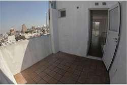 Dúplex 1 dormitorio, balcón terraza, parrillero