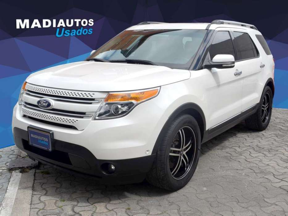 Ford Explorer 2015 - 50496 km