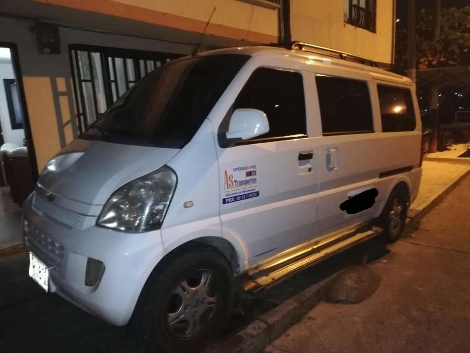 Se Vende Van N300 Chevrolet