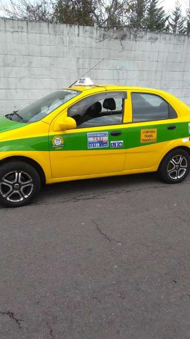 Chevrolet Aveo 2010 - 520000 km