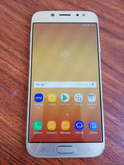 VENDO Samsung J7 Pro 32GB LIBRE IMPECABLE