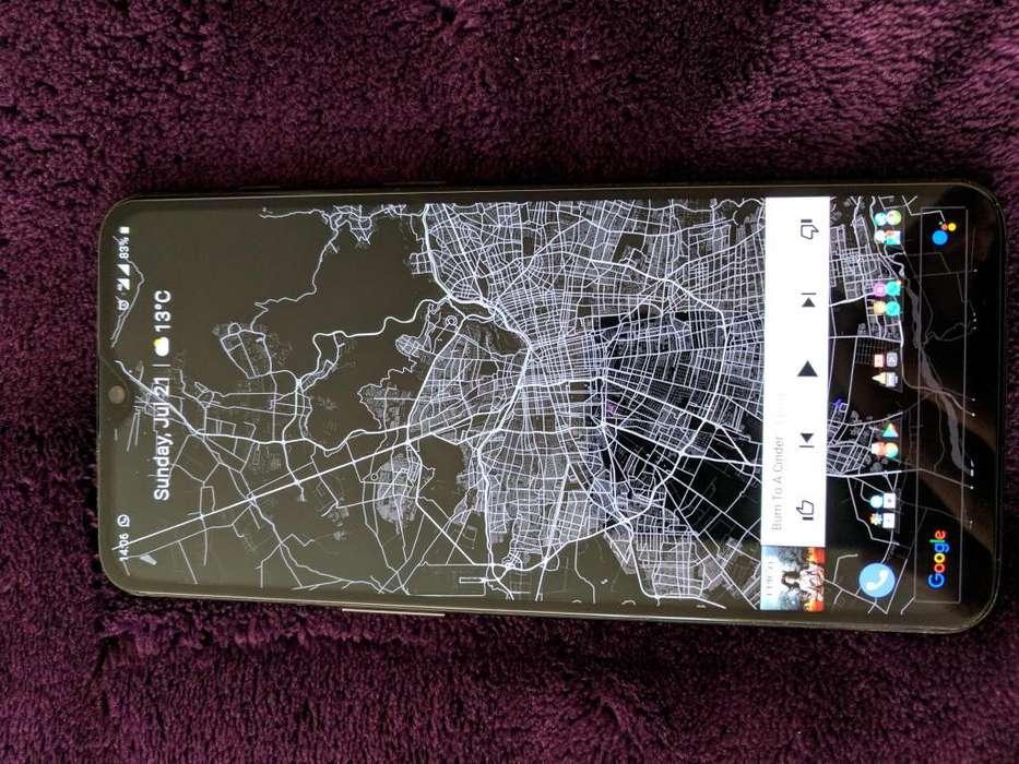 Celular Libre - OnePlus 6T - 128GB - Negro - Doble SIM - Con forro nylon original