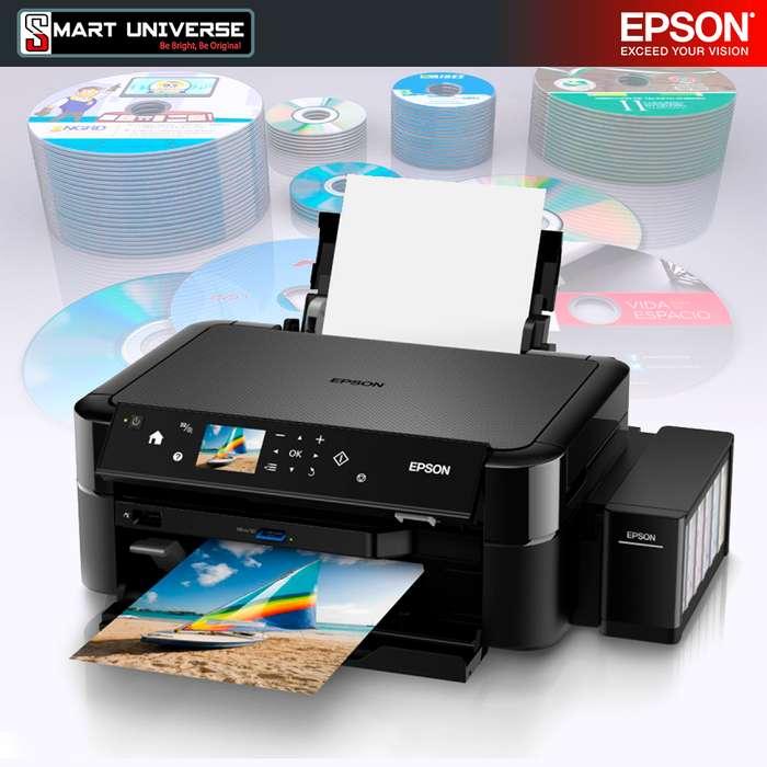 <strong>impresora</strong> Fotografica Epson L850 Multifuncion Tinta Continua