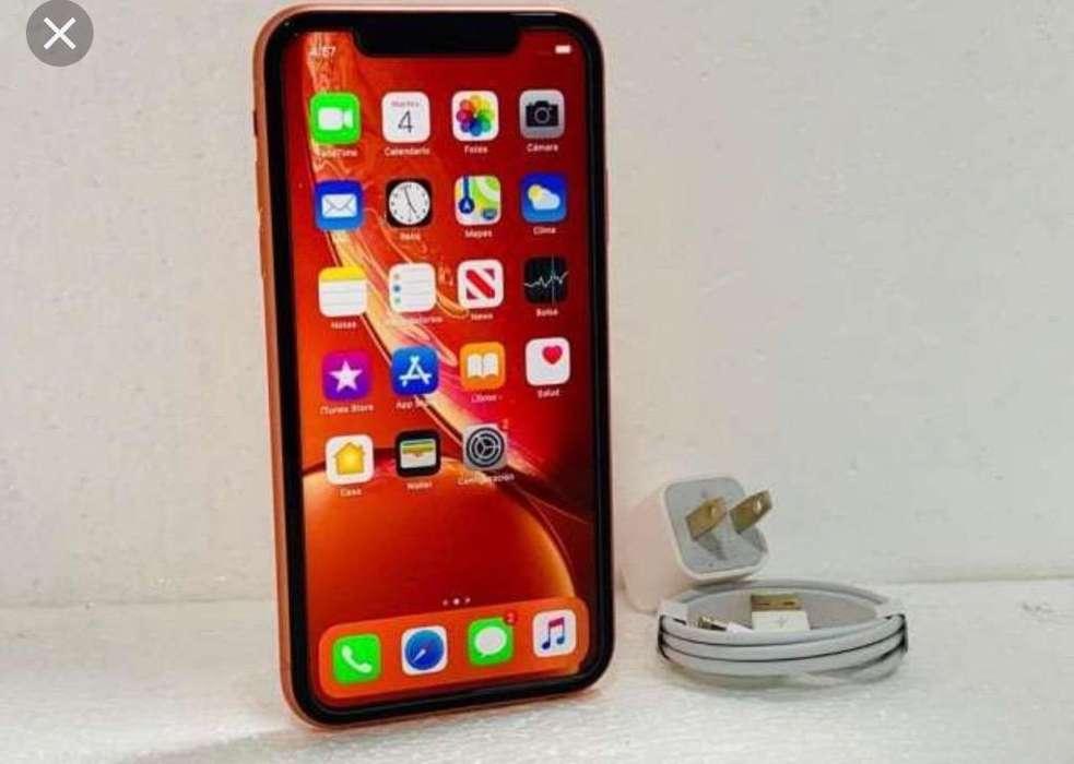 iPhone Xr Nuevo Hermoso Vendo O Cambio