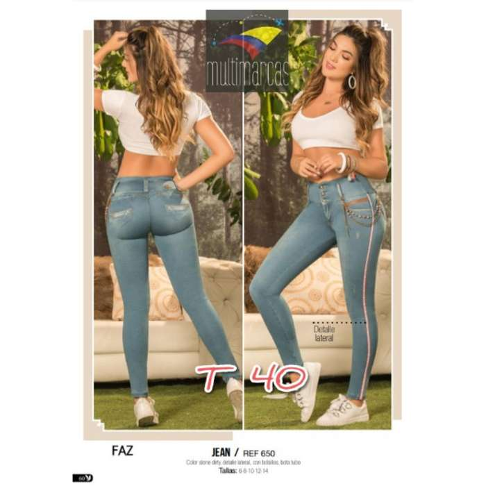 Vendo Jeans Colombianos