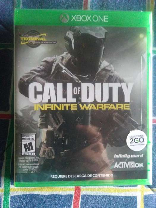 CALL OF DUTY INFINITE WARFARE - XBOX ONE - NUEVO