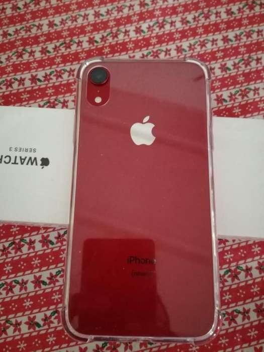 Combo iPhone Xr 128Gb Apple Wascht 3 42M