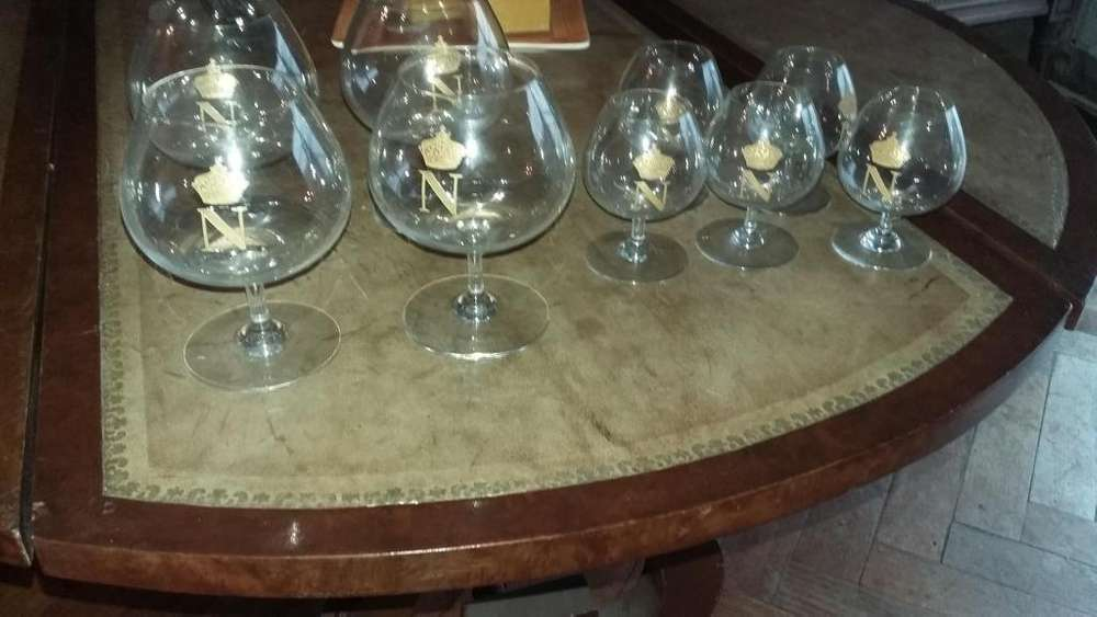 <strong>copas</strong> de cognac NAPOLEON