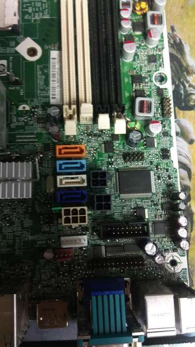 Board Cpu Hp Amd