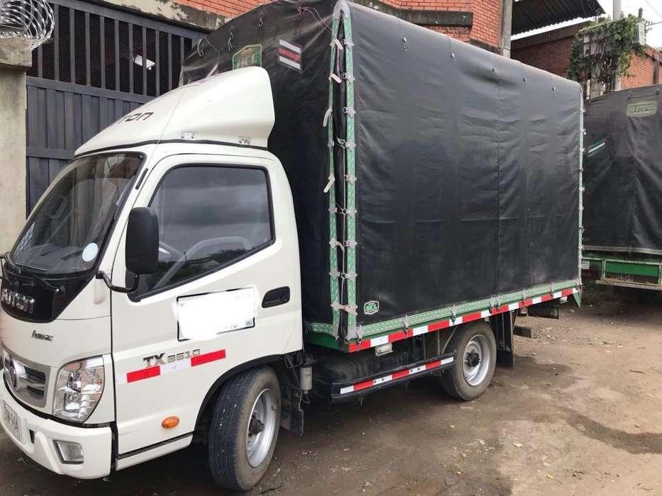 Camion Fonton Bj1039 Mod 2019 4500Kl